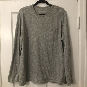 Eddie Bauer Men's Long Sleeve/ XL